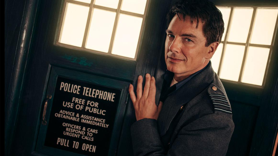 John Barrowman Is Set to Return as Captain Jack in 'Doctor Who' Holiday Special on BBC America