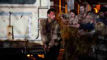 The Walking Dead Season 2 Episode 13 Beside The Dying Fire Amc