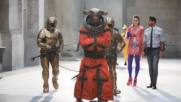 Doctor Who - Time Heist : Season 8, Episode 05 - AMC