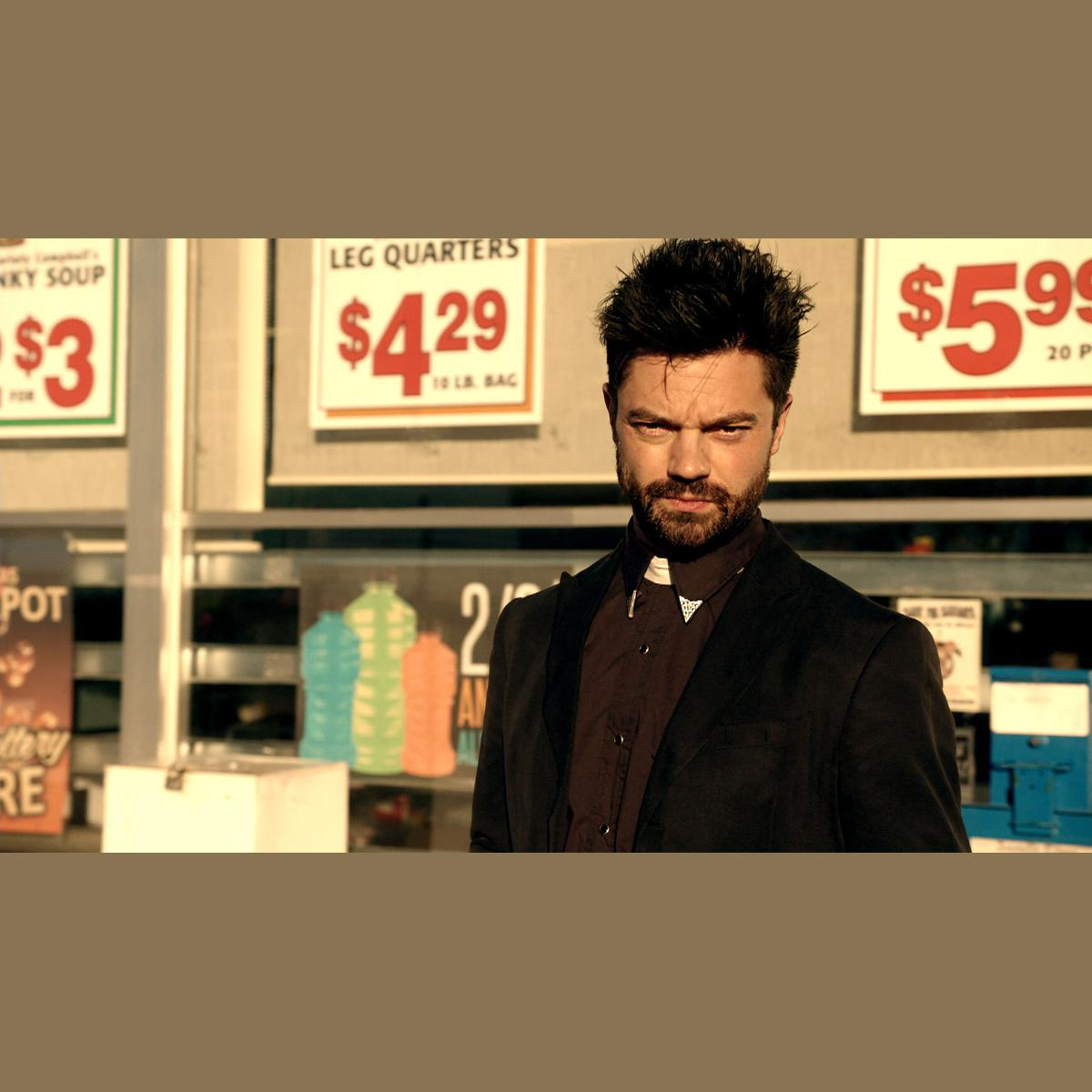 Video Extra - Preacher - Preacher Talked About Scene