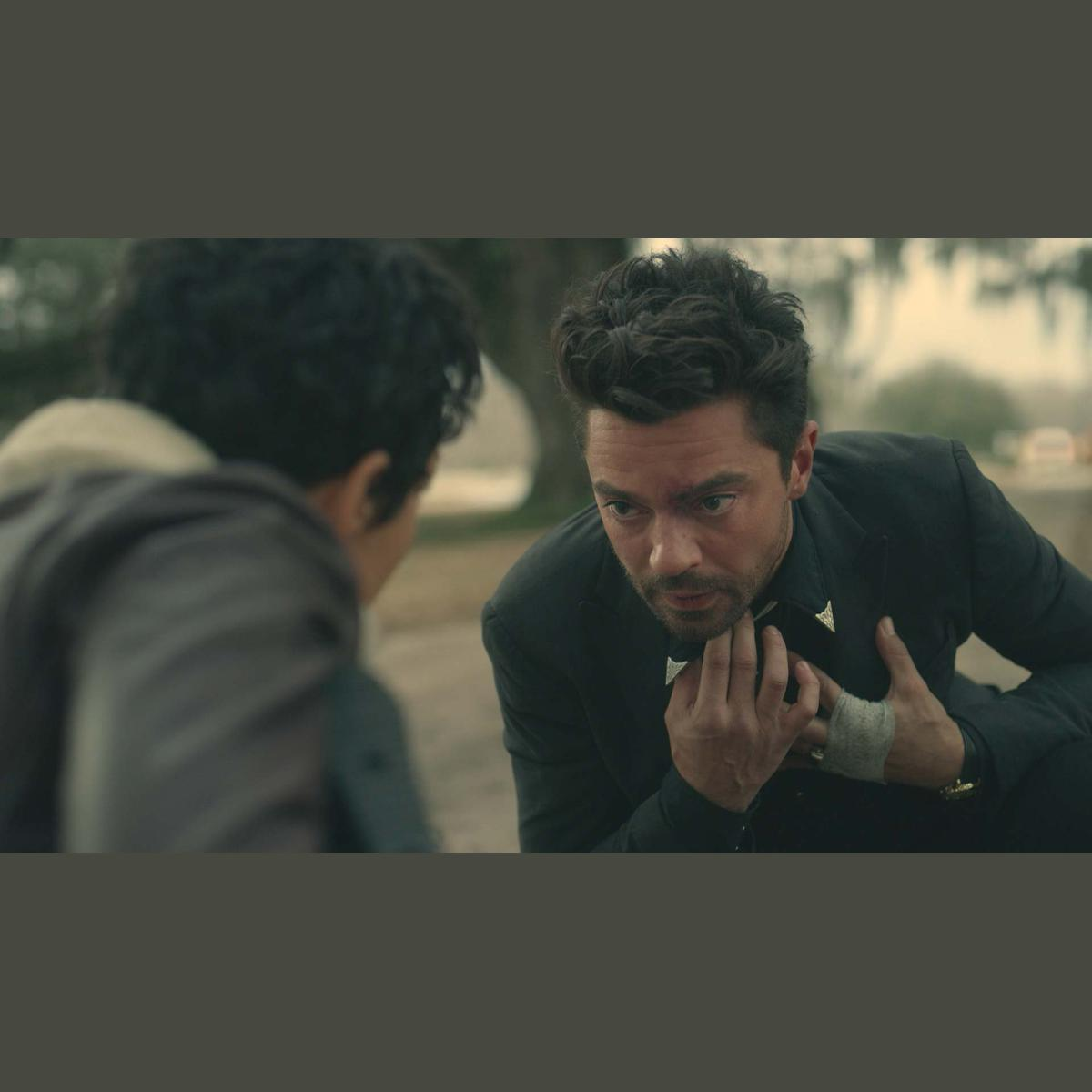 Video Extra - Preacher - Preacher Talked About Scene See - AMC